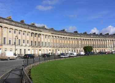 Royal Crescent Guide Tour