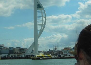 Spinnaker Tower Guided Tour