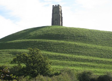 Glastonbury Tor driver tour