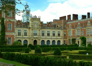 Hatfield House guided tour