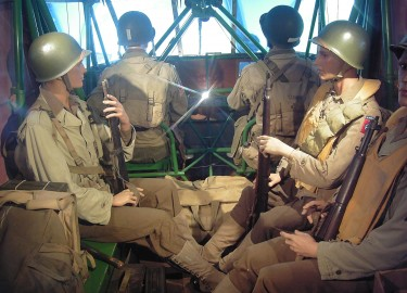 US Airborne forces museum Ste Mere Eglise guided tour