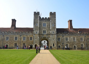 Knole guided tour