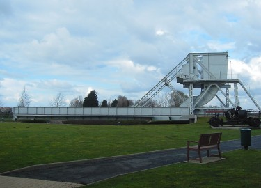 Pegasus Bridge driver tour