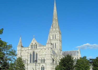 Salisbury Cathedral Aug 2004