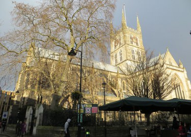 Southwark Cathedral guided tour