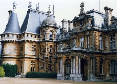 Waddesdon Manor guided tour