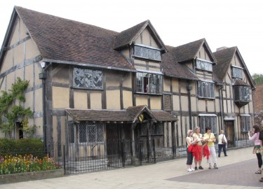 William Shakespeares Birthplace 1 Stratford upon Avon driver tour