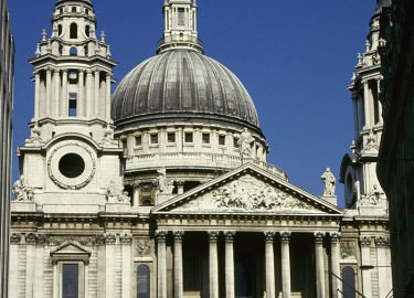 St Pauls Cathedral guided tour