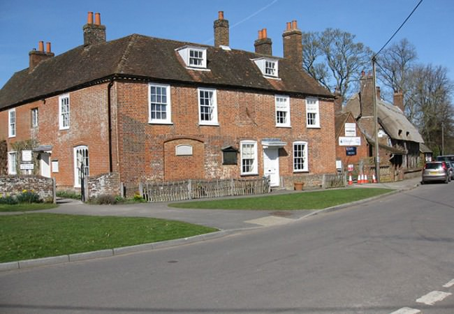 Jane Austens cottage Chawton