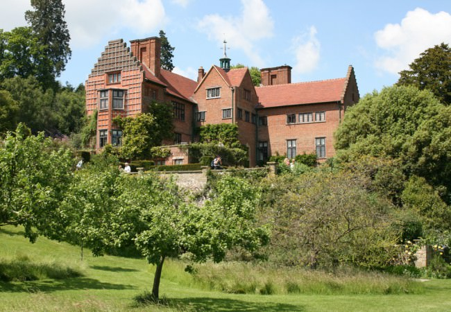Chartwell guided tour