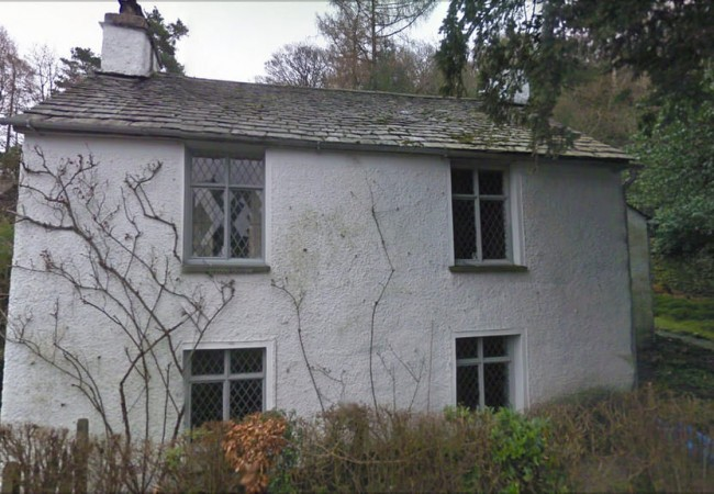 Dove Cottage where William Wordsworth lived driver tour
