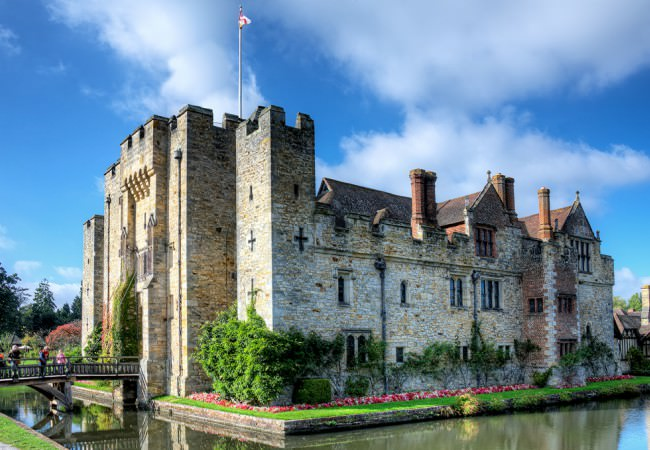 Hever Castle guided tour