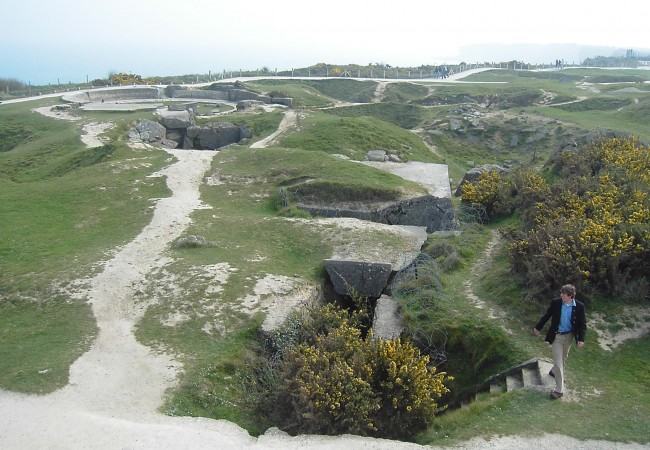 Pointe du Hoc guided tour