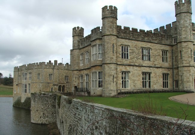 Leeds Castle guided tour