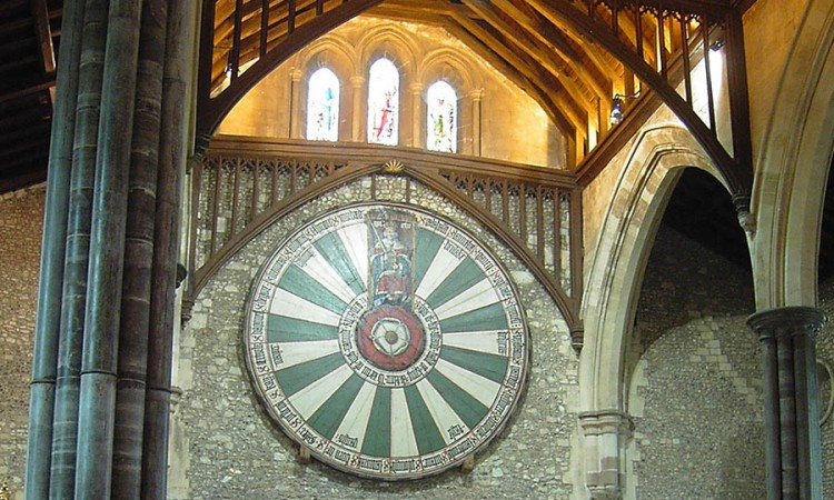 Full day tours from london up to 9 hours driver guide tours - Round table winchester cathedral ...