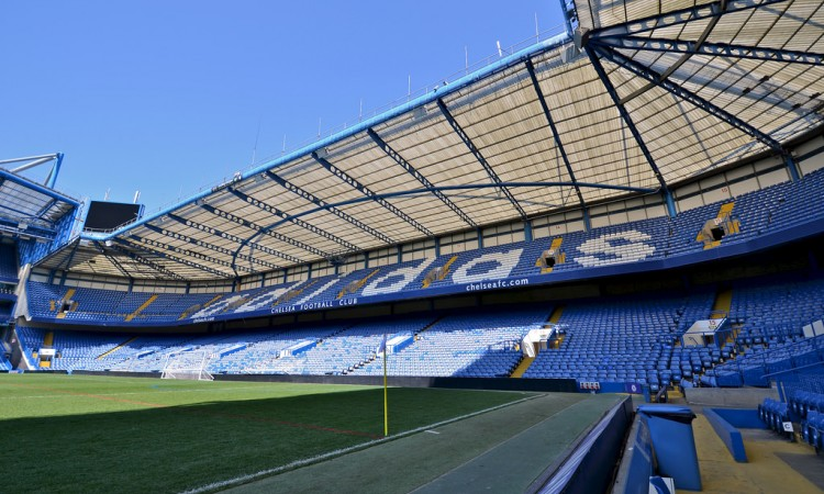 Chelsea Football Club driver tour