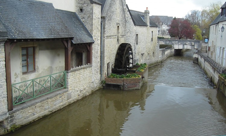 Bayeux guided tour